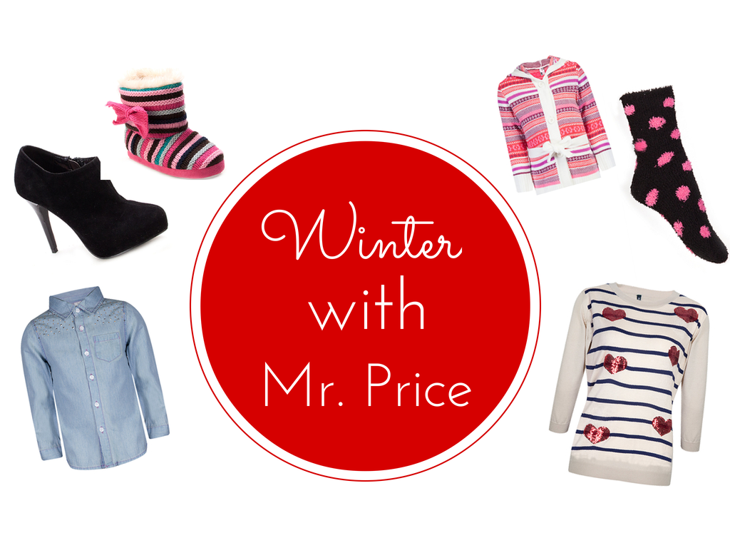 Mr price clothing you baby and i