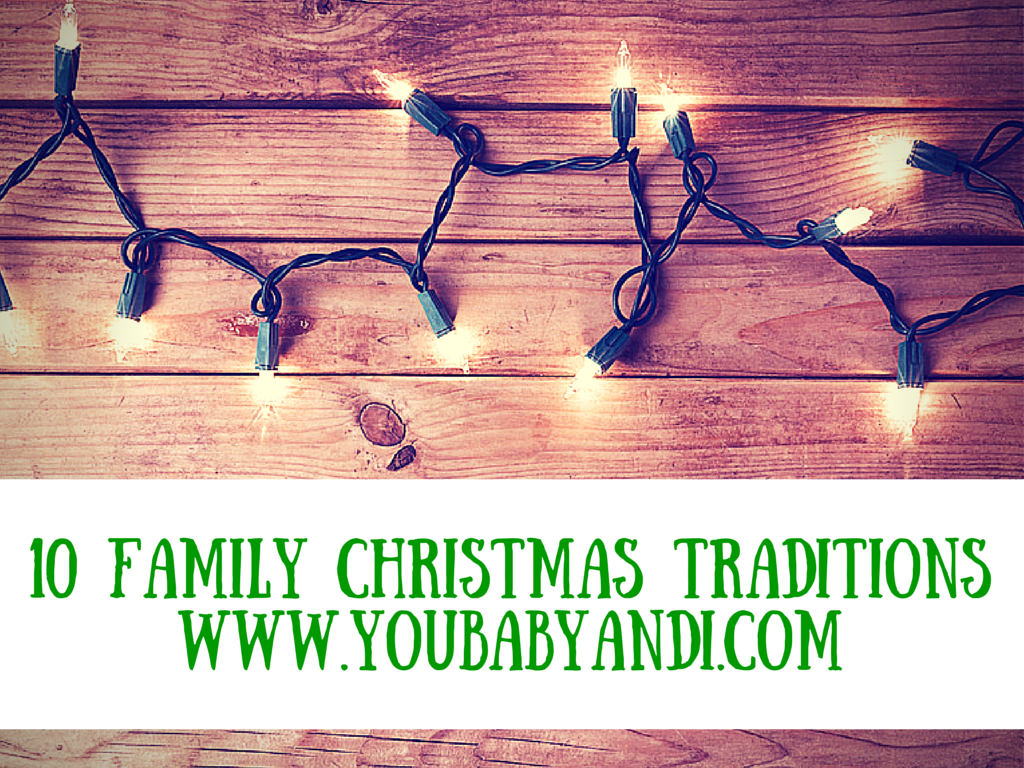 10 Family Christmas Traditions