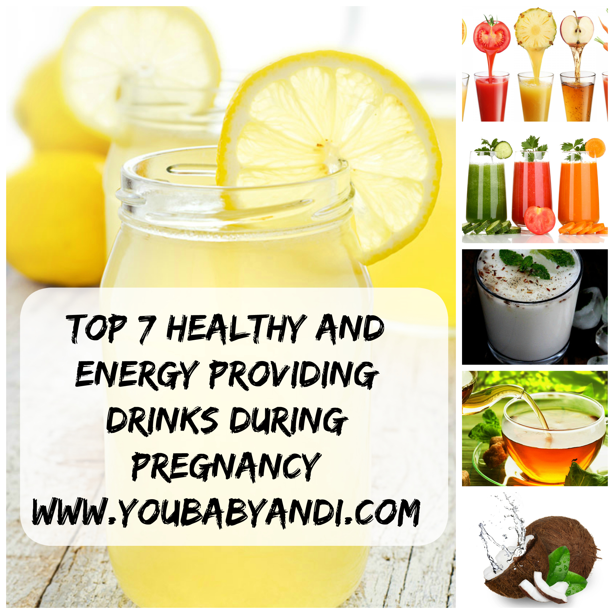 What vitamins drink during pregnancy to be healthy