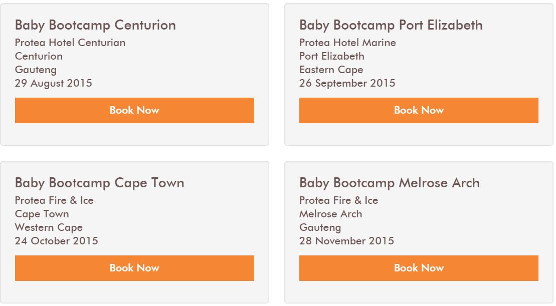 Clicks BabyClub and Paed-IQ Baby Bootcamp