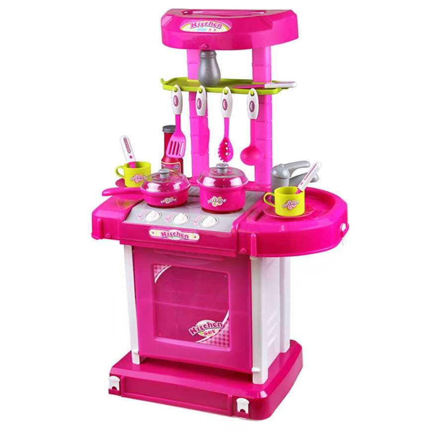Girls Kitchen Workbench