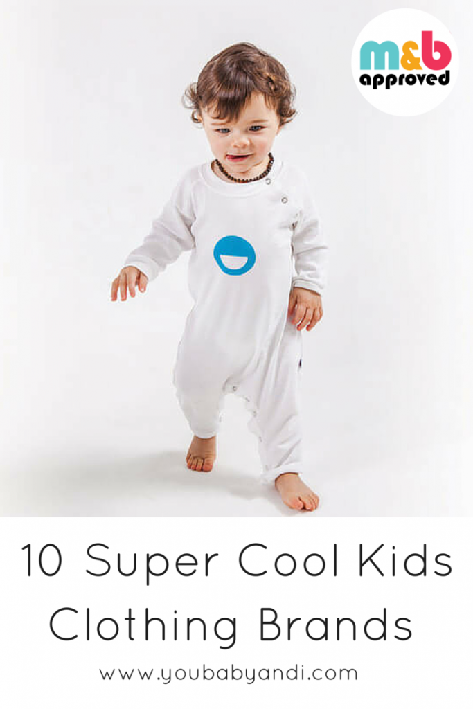 10 Super Cool Kids Brands