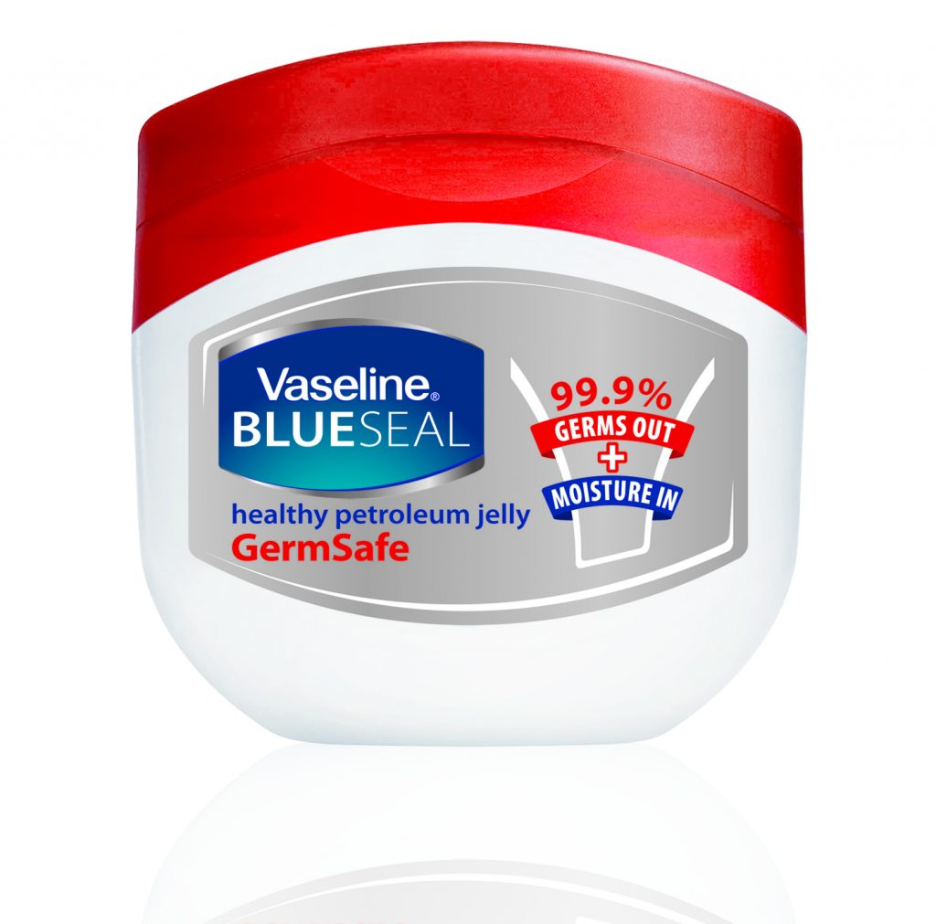 20 Reasons why you need Vaseline Blueseal in your cupboard!