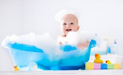 Best Natural and Eco-friendly Baby Soaps and Washes