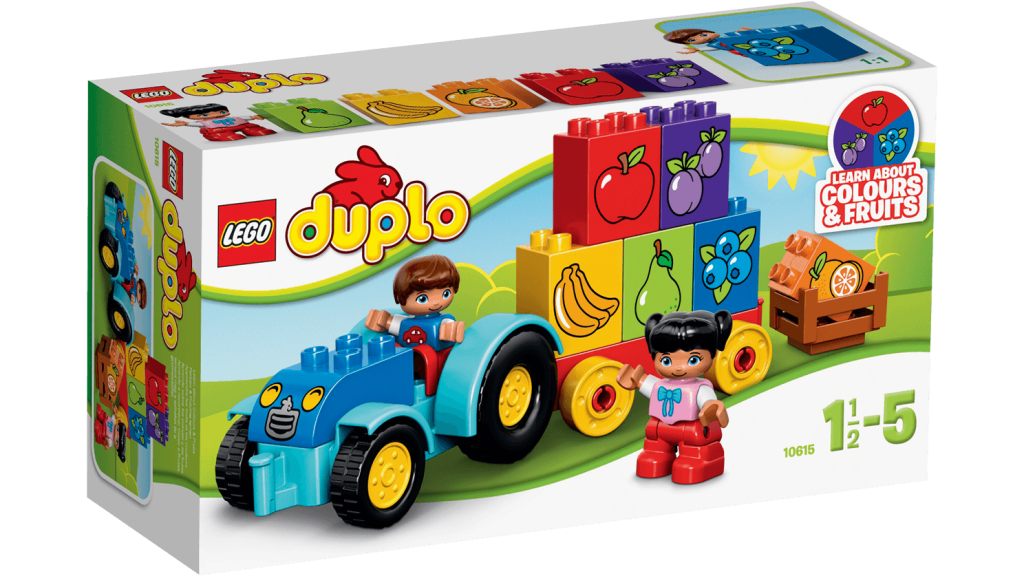 my first lego duplo