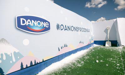 Danone Frozen Yoghurt World at the Rand Show