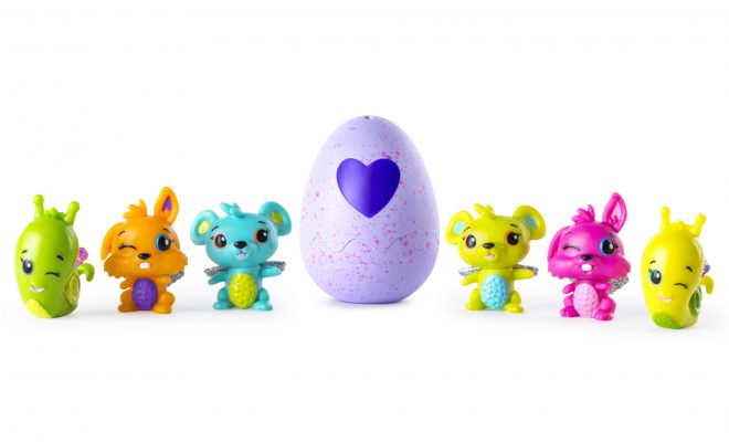 Win The New Hatchimals Colleggtibles You Baby And I
