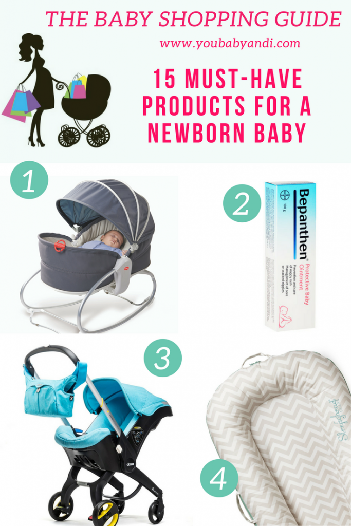 must havwe newborn baby products