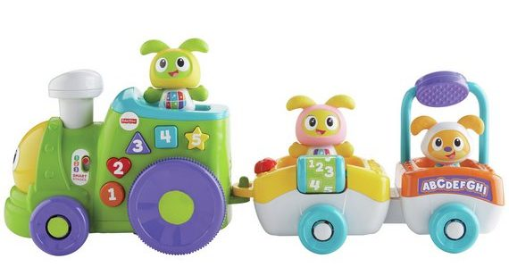 Fisher-Price Beatbo Train