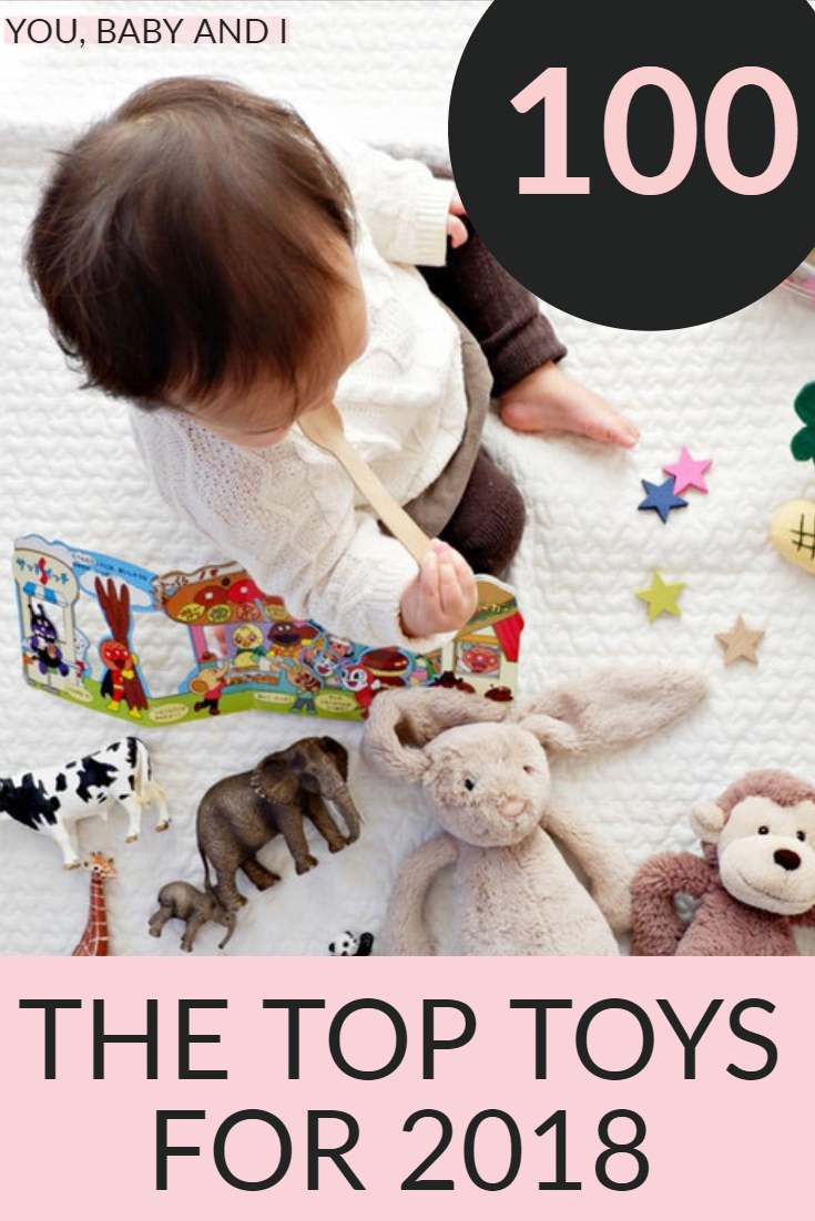 The Top 100 Toys for 2018