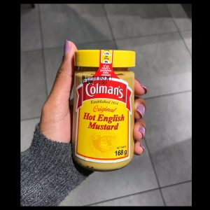 Nice to have - Hot English Mustard