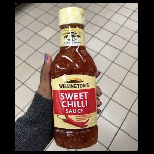 Nice to have - Sweet Chilli sauce