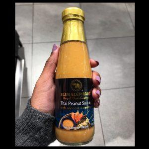 Nice to have - Peanut sauce