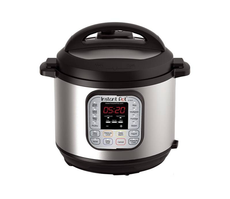 Instant pot might just save winter!